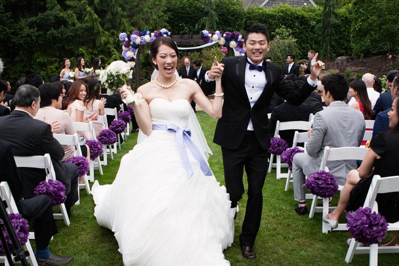 French Creek Estates Snohomish Washington Wedding Photographer