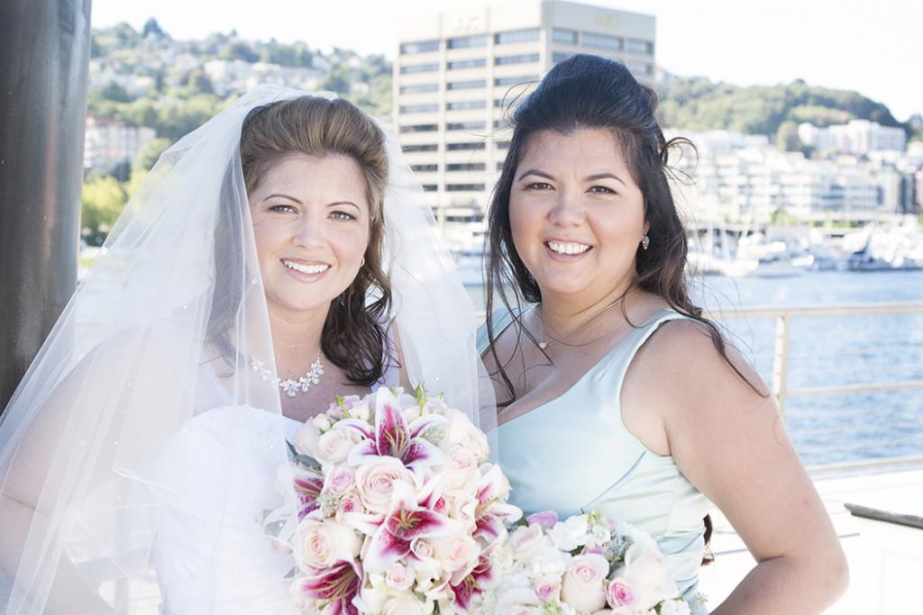 Whidbey Island Beach wedding