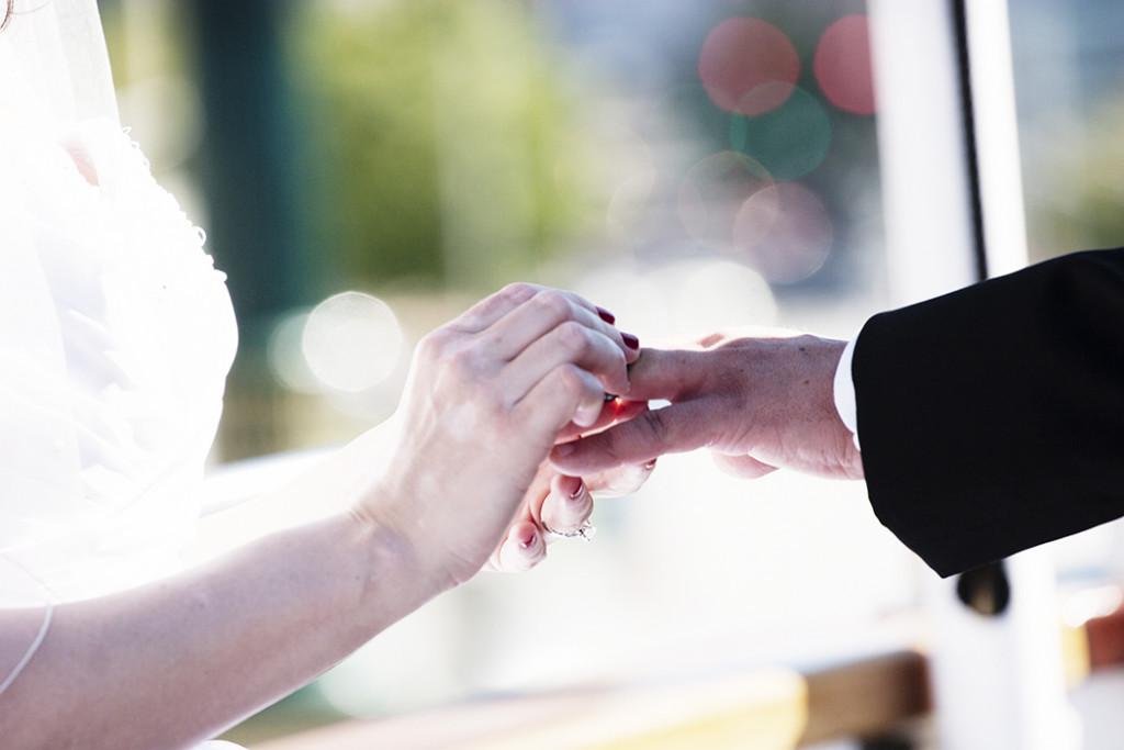 Whidbey Island Oak Harbor Naval Wedding