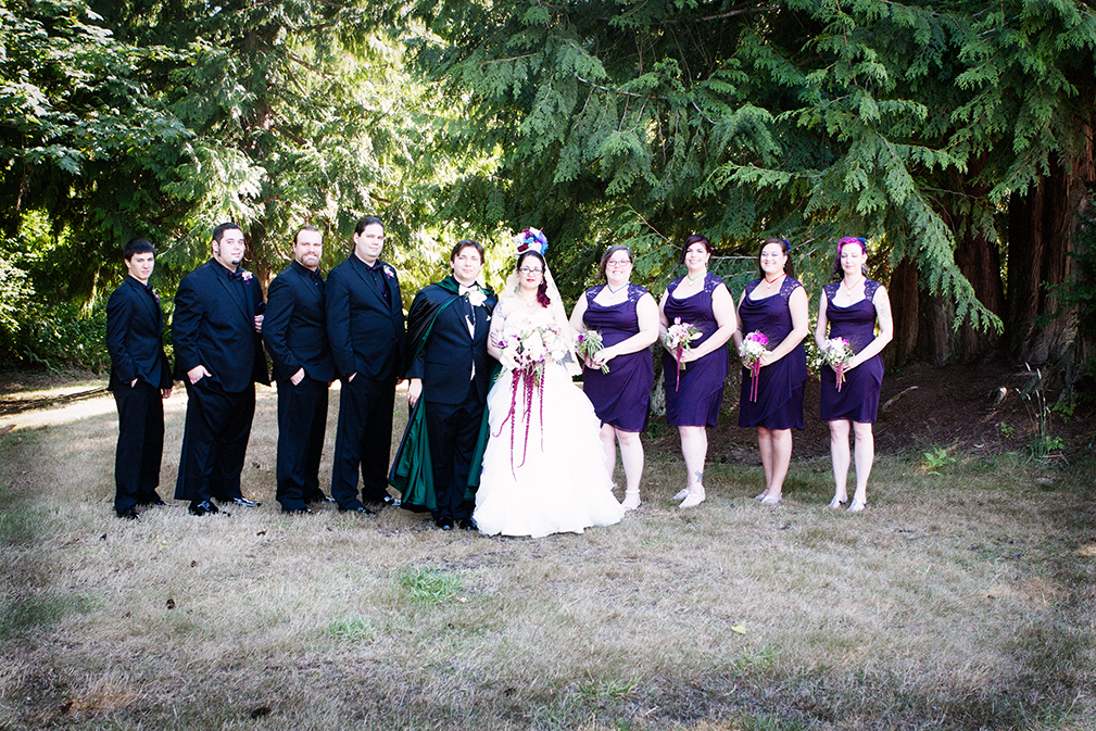 Wild Rose Weddings Arlington Washington Wedding Photographer