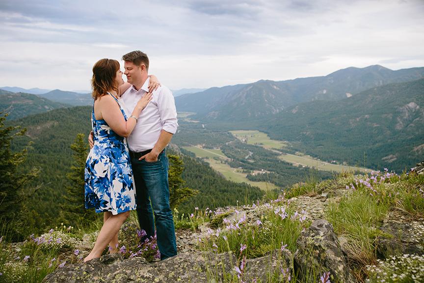 Adventure Engagement Photos