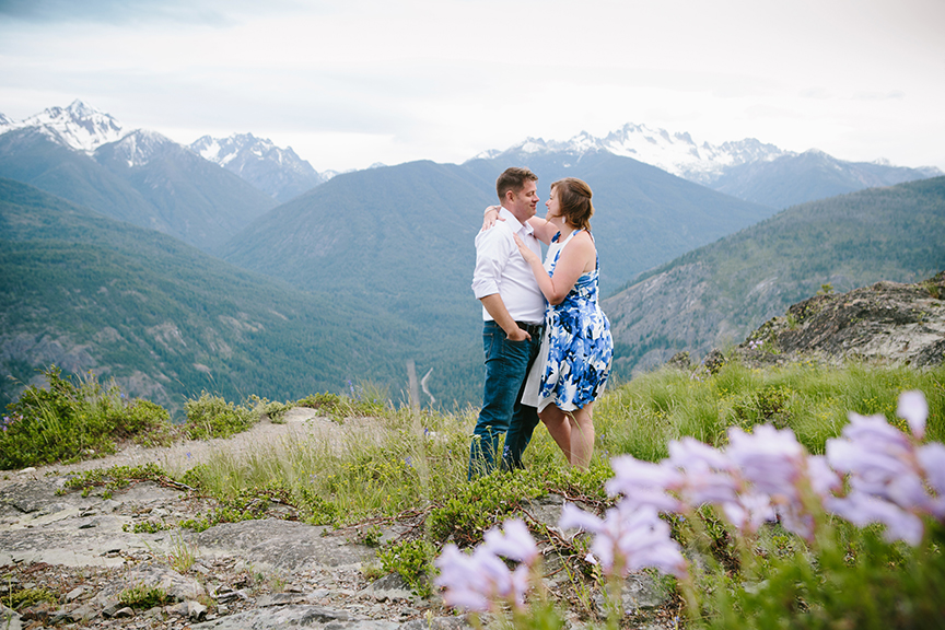 Mountaintop engagement