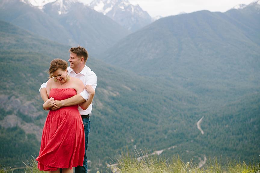 winthrop mountain engagement
