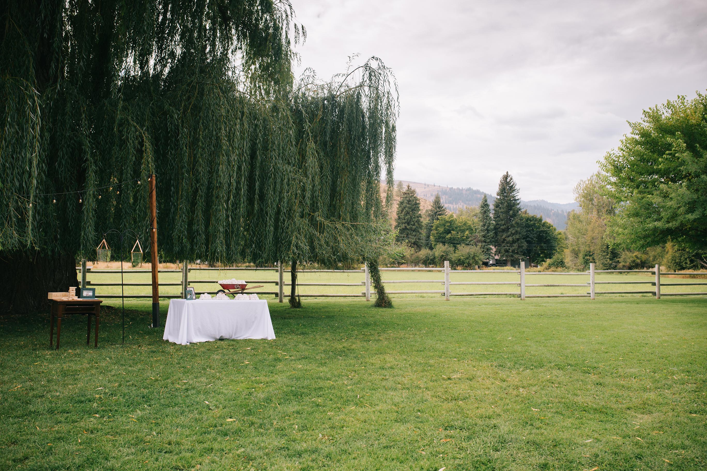 Venue Spring Creek Ranch Wedding