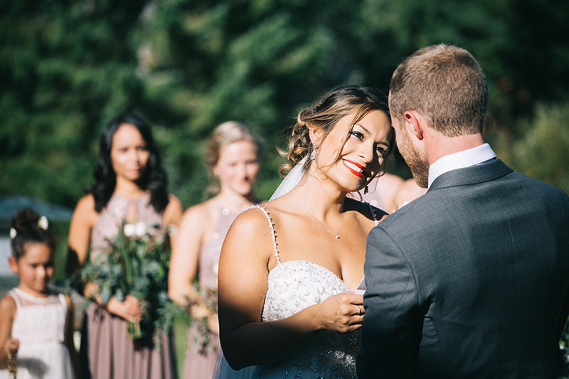 Methow Valley Wedding Ceremony