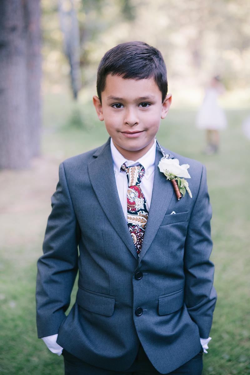 Brides Son