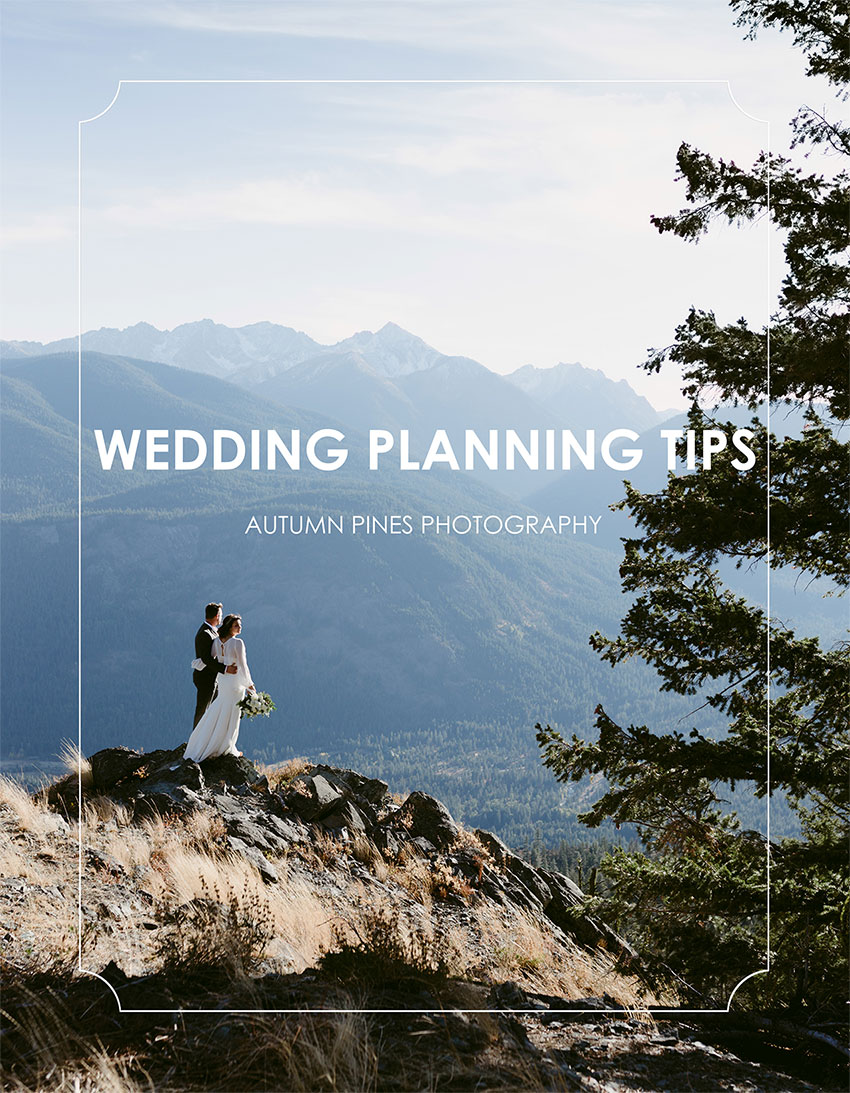 Tips for planning your wedding