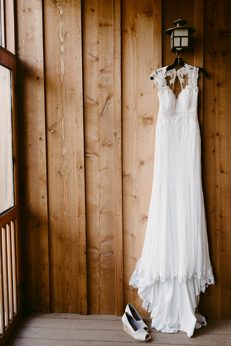 Wedding Dress WInthrop wa wedding