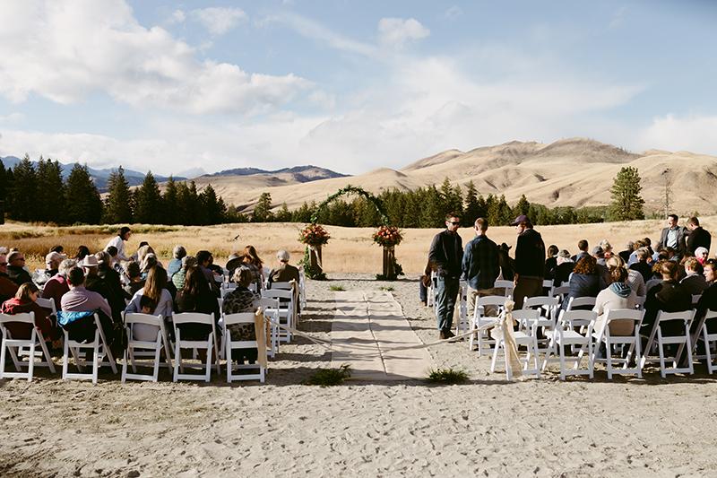 Mountain Wedding Venue Winthrop Wa