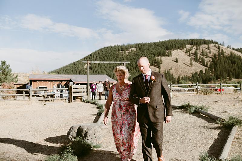 Wedding venue winthrop wa
