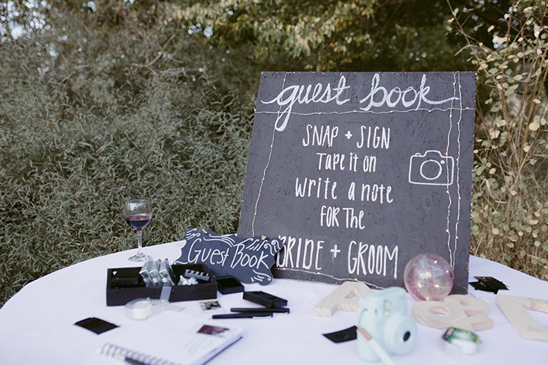 Wedding guestbook winthrop wa