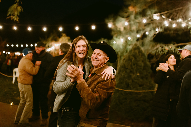 Grandfather dance winthrop wa